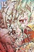 Cover-Bild zu Boichi: Dr. STONE, Vol. 15