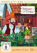 Cover-Bild zu Pettersson und Findus - Komplettbox. Staffel 1+2, Folge 1-26
