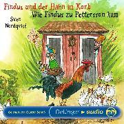 Cover-Bild zu Findus und der Hahn im Korb / Wie Findus zu Pettersson kam (Audio Download) von Nordqvist, Sven