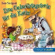 Cover-Bild zu Eine Geburtstagstorte für die Katze (Audio Download) von Maire, Fred