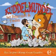 Cover-Bild zu Kuddelmuddel bei Pettersson und Findus (Das Original-Hörspiel zum Kinofilm) (Audio Download) von Karallus, Thomas