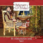 Cover-Bild zu Folge 8: Der Weihnachtsmann kommt - Teil 2 (Drei Geschichten) [Das Original-Hörspiel zur TV-Serie] (Audio Download) von Brock, Lilian (Gelesen)