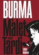 Cover-Bild zu Malet, Léo: Burma