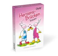 Cover-Bild zu Hörtenhuber, Kurt: Oups Karten - Herzensbrücken bauen