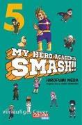 Cover-Bild zu Horikoshi, Kohei: My Hero Academia Smash 5