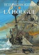 Cover-Bild zu Delitte, Jean-Yves: Die Großen Seeschlachten 12 - La Hougue 1692