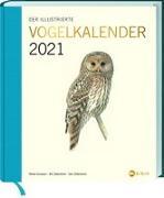 Cover-Bild zu Der illustrierte Vogelkalender 2021 von Zetterström, Bill