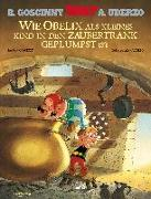 Cover-Bild zu Goscinny, René: Wie Obelix als kleines Kind in den Zaubertrank geplumpst ist