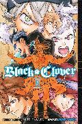Cover-Bild zu Tabata, Yuki: Black Clover, Vol. 8