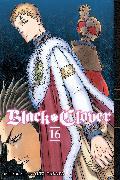 Cover-Bild zu Yuki Tabata: Black Clover, Vol. 16