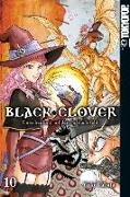 Cover-Bild zu Tabata, Yuki: Black Clover 10