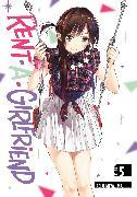 Cover-Bild zu Miyajima, Reiji: Rent-A-Girlfriend 5
