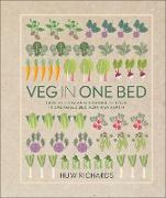 Cover-Bild zu Richards, Huw: Veg in One Bed (eBook)