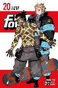 Cover-Bild zu Ohkubo, Atsushi: Fire Force 20