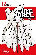 Cover-Bild zu Ohkubo, Atsushi: Fire Force 12