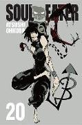 Cover-Bild zu Atsushi Ohkubo: Soul Eater, Vol. 20