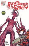 Cover-Bild zu Young, Skottie: Rocket Raccoon & Groot