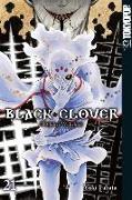 Cover-Bild zu Tabata, Yuki: Black Clover 21
