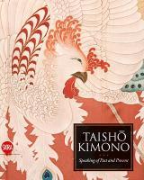 Cover-Bild zu Taisho Kimono: Speaking of Past and Present von Dees, Jan