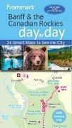 Cover-Bild zu Frommer's Banff day by day (eBook) von Pashby, Christie