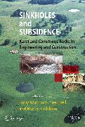 Cover-Bild zu Bell, Fred G.: Sinkholes and Subsidence (eBook)