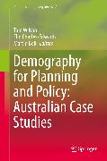 Cover-Bild zu Wilson, Tom (Hrsg.): Demography for Planning and Policy: Australian Case Studies (eBook)