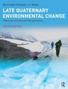 Cover-Bild zu Bell, Martin: Late Quaternary Environmental Change (eBook)