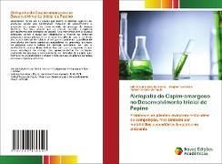Cover-Bild zu Da Rocha, Adriano Maltezo: Alelopatia do Capim-amargoso no Desenvolvimento Inicial de Pepino