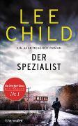 Cover-Bild zu Child, Lee: Der Spezialist