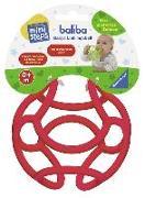 Cover-Bild zu baliba - Babys Lieblingsball (rot)