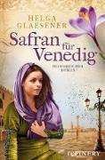 Cover-Bild zu Safran für Venedig (eBook) von Glaesener, Helga