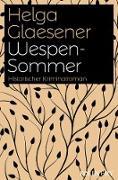 Cover-Bild zu Wespensommer (eBook) von Glaesener, Helga