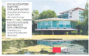 Cover-Bild zu Die schönsten Bauten der 50er-Jahre / Les plus beaux bâtiments des annés 50