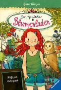 Cover-Bild zu Mayer, Gina: Der magische Blumenladen, Band 11: Hilfe per Eulenpost