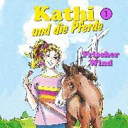 Cover-Bild zu Kathi und die Pferde, Folge 1: Frischer Wind (Audio Download) von Berger, Mik