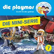 Cover-Bild zu Die Playmos, Episode 7: Die Würfel sind gefallen (Das Original Playmobil Hörspiel) (Audio Download) von Fickel, Florian