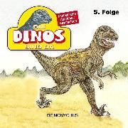 Cover-Bild zu Die Dinos sind da, Folge 5: Deinonychus (Audio Download) von Fohrmann, Petra