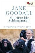 Cover-Bild zu Ein Herz für Schimpansen (eBook) von Goodall, Jane