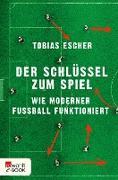 Cover-Bild zu Der Schlüssel zum Spiel (eBook) von Escher, Tobias