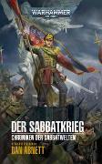 Cover-Bild zu Abnett, Dan (Hrsg.): Warhammer 40.000 - Der Sabbatkrieg