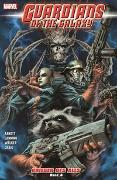 Cover-Bild zu Abnett, Dan: Guardians of the Galaxy: Krieger des Alls