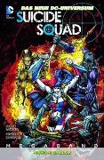Cover-Bild zu Glass, Adam: Suicide Squad