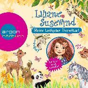 Cover-Bild zu Stewner, Tanya: Liliane Susewind - Meine lustigsten Tierwitze