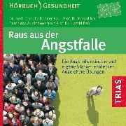 Cover-Bild zu Raus aus der Angstfalle (Audio Download) von Dehner-Rau, Cornelia