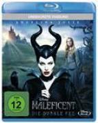 Cover-Bild zu Stromberg, Robert (Reg.): Maleficent - die dunkle Fee