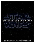 Cover-Bild zu Star Wars - L'ascesa di Skywalker - 3D + 2D + Bonus Steelbook von Abrams, J.J. (Reg.)
