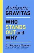 Cover-Bild zu Newton, Dr Rebecca: Authentic Gravitas