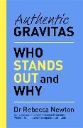 Cover-Bild zu Newton, Rebecca: Authentic Gravitas