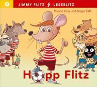 Cover-Bild zu Leseblitz 3 Hopp Flitz