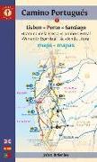 Cover-Bild zu Camino Portugues Maps